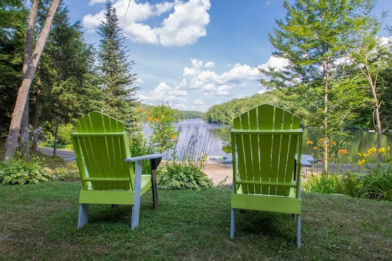 Ril Lake Cottage Rental With Amazing View