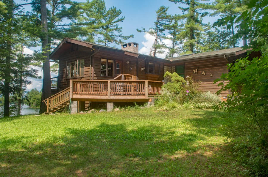 waterfront cottage rental on clear lake near parry sound rh clrm ca