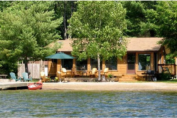 Fantastic Cottage Rental With Sandy Beach Near Parry Sound Download Free Architecture Designs Aeocymadebymaigaardcom