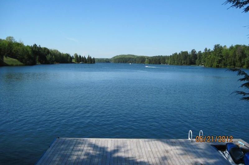 Qu 233 Bec Cottage Rental On Lac Viceroy