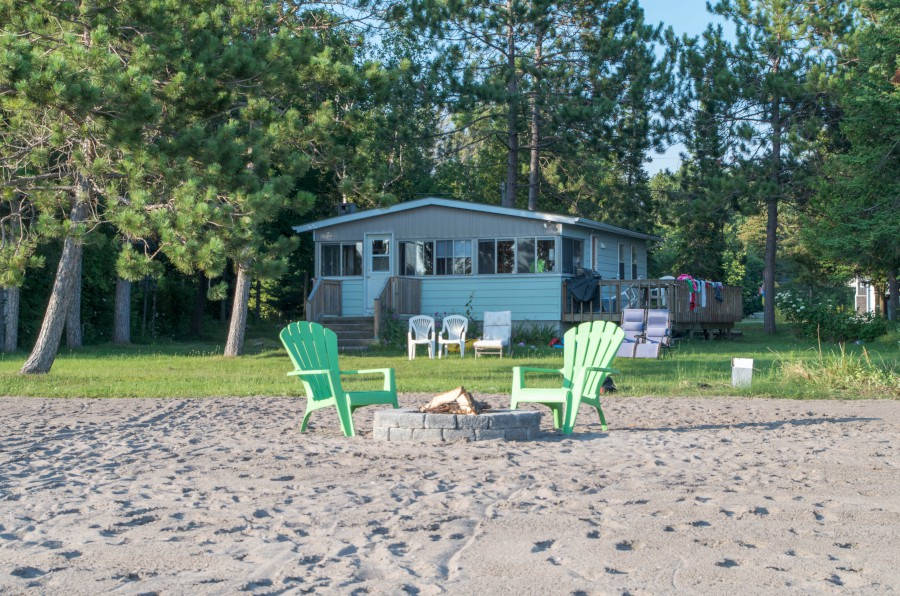 Remarkable Ontario Cottage Rental In Lafontaine Wasaga Beach Area Download Free Architecture Designs Aeocymadebymaigaardcom