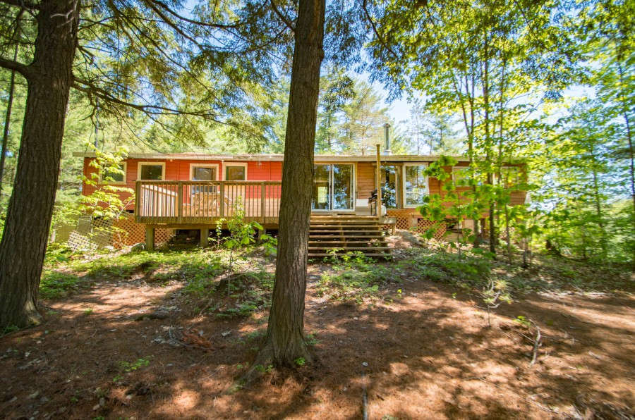 water access cottage rental in parry sound ontario rh clrm ca
